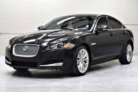 Jaguar XF for Hire