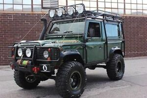 Want To Buy Land Rover Defender or Range Rover Classic
