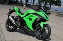 Kawasaki Ninja 300 Engine Guard Kit Brand New OEM Blackwater Central Highlands Preview