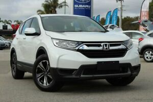 2018 Honda CR-V RW MY18 Vi FWD White 1 Speed Constant Variable Wagon Greenfields Mandurah Area Preview