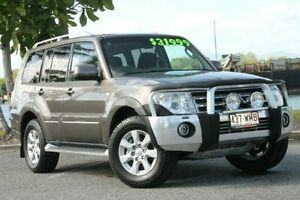 2011 Mitsubishi Pajero NT MY11 30th Anniversary Bronze 5 Speed Manual Wagon Bungalow Cairns City Preview