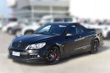 2013 Holden Special Vehicles Maloo GEN-F MY14 R8 Black 6 Speed Sports Automatic Utility Pakenham Cardinia Area Preview