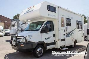 U3344 Winnebago Leisure Seeker, Iveco Auto, Spacious Slide Out Penrith Penrith Area Preview