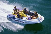 18' SHUTTLE CRAFT BOAT - $2800 O.B.O.