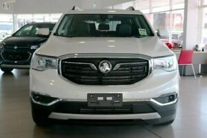 2019 Holden Acadia AC MY19 LTZ AWD White 9 Speed Sports Automatic Wagon Capalaba Brisbane South East Preview