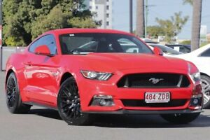 2017 Ford Mustang FM 2017MY GT Fastback SelectShift Race Red 6 Speed Sports Automatic Fastback Upper Mount Gravatt Brisbane South East Preview