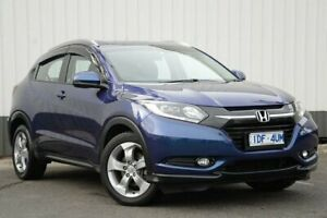 2015 Honda HR-V MY15 VTi-S Blue 1 Speed Constant Variable Hatchback Oakleigh Monash Area Preview