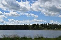 Private Lakefront Lot