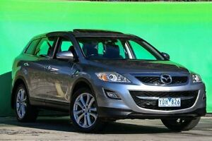 2010 Mazda CX-9 TB10A4 MY11 Luxury Grey 6 Speed Sports Automatic Wagon Ringwood East Maroondah Area Preview