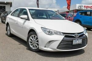 2016 Toyota Camry ASV50R Altise White 6 Speed Sports Automatic Sedan Dandenong Greater Dandenong Preview