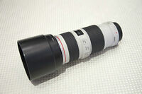 Canon EF 70-200mm f4.0L IS USM lens with Image Stabilization