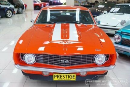 1969 Chevrolet Camaro Hugger Orange Automatic Coupe Carss Park Kogarah Area Preview