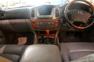 2007 Lexus LX470 UZJ100R MY06 Grey 5 Speed Automatic Wagon Minchinbury Blacktown Area Preview
