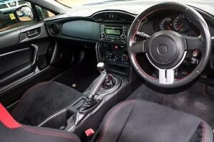 2013 Toyota 86 ZN6 GT Grey 6 Speed Manual Coupe Minchinbury Blacktown Area Preview