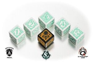 WARMACHINE Retribution of Scyrah Faction Dice  NEW