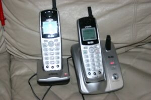 2 VTech Home Phone Set. Everything works just fine