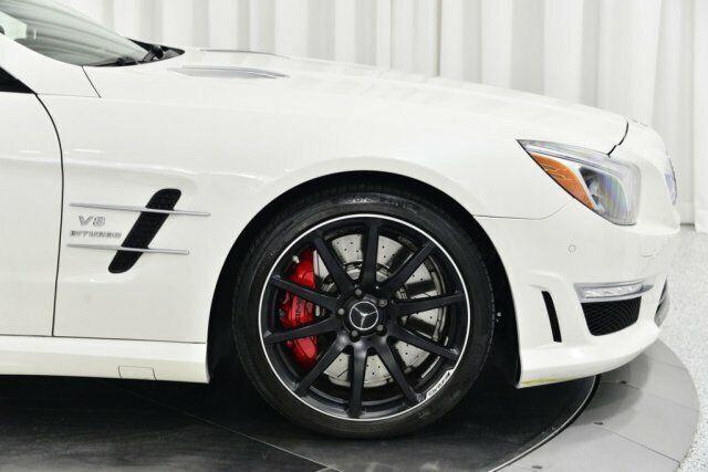 Image 15 Voiture Européenne d'occasion Mercedes-Benz SL-Class 2014