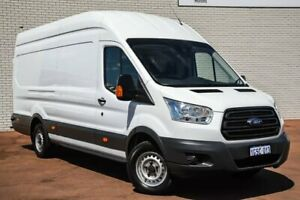 2014 Ford Transit VO 350E High Roof White 6 Speed Manual Van