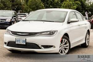 2016 Chrysler 200 LIMITED WITH UCONNECT!!!
