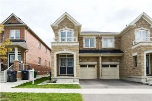 Stunning Semi-Detached House With Luxurious Upgrades.
