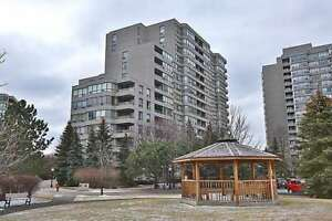 Spacious 2-Bed, 2-Bath, 2-Parking Luxury Unit At Townsgate Dr