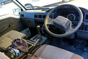2007 Mitsubishi Express SJ M07 SWB White 5 Speed Manual Van Minchinbury Blacktown Area Preview