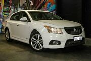 2014 Holden Cruze JH Series II MY14 SRi Z Series White 6 Speed Sports Automatic Hatchback Perth Perth City Area Preview