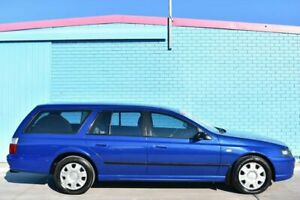 2010 Ford Falcon BF MkIII XT (LPG) Blue 4 Speed Auto Seq Sportshift Wagon Enfield Port Adelaide Area Preview