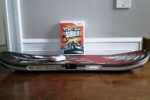 Tony Hawk Shred for WII complete with Board