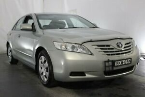 2009 Toyota Camry ACV40R Altise Silver 5 Speed Automatic Sedan Maryville Newcastle Area Preview