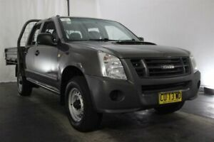2010 Isuzu D-MAX MY10 SX 4x2 Grey 5 Speed Manual Utility Maryville Newcastle Area Preview
