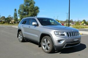 2014 Jeep Grand Cherokee WK MY15 Limited Billet 8 Speed Sports Automatic Wagon Port Macquarie Port Macquarie City Preview