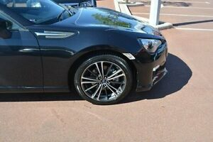 2014 Subaru BRZ Z1 MY14 Black 6 Speed Manual Coupe Gosnells Gosnells Area Preview