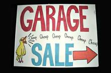 Garage Sale +Trash & Tresure Sale Hampton Park Casey Area Preview