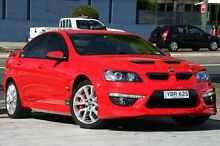 2009 Holden Special Vehicles Clubsport E Series MY08 Upgrade R8 Red 6 Speed Manual Sedan Waitara Hornsby Area Preview
