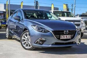 2015 Mazda 3 BM5238 SP25 SKYACTIV-Drive Blue 6 Speed Sports Automatic Sedan Aspley Brisbane North East Preview