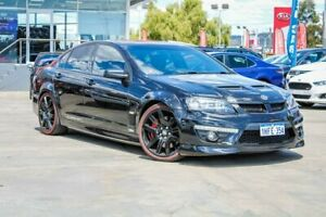 2010 Holden Special Vehicles ClubSport E Series 3 R8 Black 6 Speed Sports Automatic Sedan
