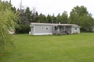 COTTAGE RENTAL  Bessie's Tranquility-NEAR PUGWASH/OXFORD/AMHERST
