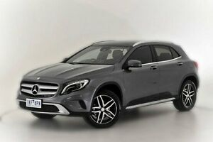 2016 Mercedes-Benz GLA180 X156 807MY DCT Grey 7 Speed Sports Automatic Dual Clutch Wagon Narre Warren Casey Area Preview