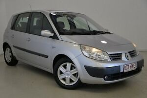 2006 Renault Scenic Phase II J84 Expression Silver 6 Speed Manual Hatchback Mansfield Brisbane South East Preview