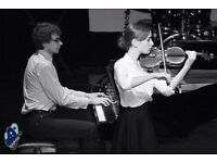 Violin private lessons