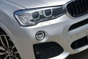 2016 BMW X4 F26 xDrive20d Coupe Steptronic Silver 8 Speed Automatic Wagon Robina Gold Coast South Preview