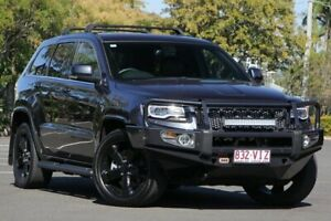 2014 Jeep Grand Cherokee WK MY2014 Blackhawk Blue 8 Speed Sports Automatic Wagon Chermside Brisbane North East Preview