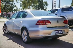 2012 Volkswagen Passat Type 3C MY12.5 118TSI DSG Silver 7 Speed Sports Automatic Dual Clutch Sedan Wilson Canning Area Preview