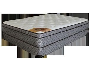Save Big On Queen Size Euro Top Mattresses and Box