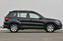 2013 Volkswagen Tiguan 5N MY13.5 Black 7 Speed Sports Automatic Dual Clutch Wagon Ferntree Gully Knox Area Preview