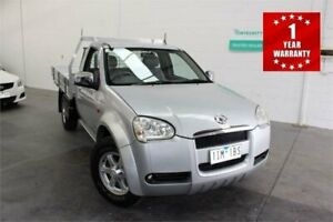 2010 Great Wall V240 K2 Silver Manual Cab Chassis Mordialloc Kingston Area Preview