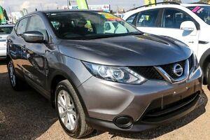 2015 Nissan Qashqai J11 ST Grey Constant Variable Wagon Minchinbury Blacktown Area Preview