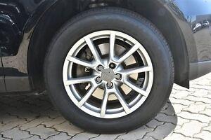 2010 Audi Q5 8R MY11 FSI S tronic quattro Black 7 Speed Sports Automatic Dual Clutch Wagon Victoria Park Victoria Park Area Preview