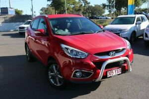 2013 Hyundai ix35 LM2 SE Red 6 Speed Sports Automatic Wagon Slacks Creek Logan Area Preview